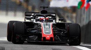 """Grosjean: """"Queríamos haber sido los mejores del resto pero estas condiciones no fueron favorables"""""""