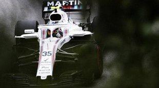 """Sergey Sirotkin: """"Fue una buena sesión, estamos contentos con el rendimiento del coche"""""""
