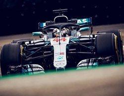 Lewis Hamilton consigue el triunfo y Mercedes gana el título de constructores en el GP de Brasil