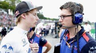 """Brendon Hartley: """"Una de las mejores actuaciones de mi carrera en F1; pero sin puntos"""""""
