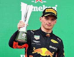"""Max Verstappen: """"Nos vamos con una segunda plaza, que debería haber sido una victoria"""""""