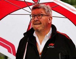"""Ross Brawn: """"El domingo fue una lección para Verstappen y Ocon"""""""