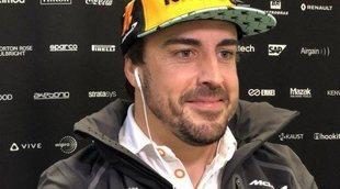 """Fernando Alonso, en la recta final: """"Echas la mirada atrás pensando que no vas a volver"""""""