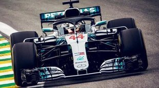 """Lewis Hamilton: """"Estoy en el punto más alto de mi trayectoria pero hay margen de mejora"""""""