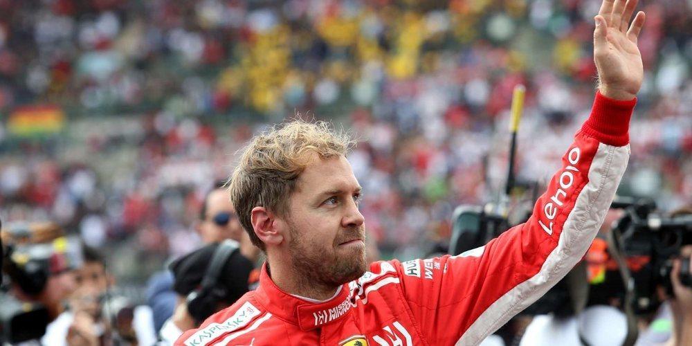 """Sebastian Vettel: """"En los próximos años dependerá de lo competitivos que seamos nosotros"""""""