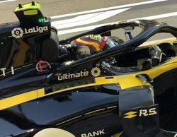 """Carlos Sainz: """"Por la noche mejoramos nuestro equilibrio y agarre respecto a la primera sesión"""""""