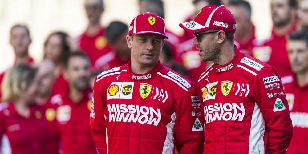 """Sebastian Vettel: """"Creo que todavía podemos aprender algo del coche que tenemos ahora"""""""