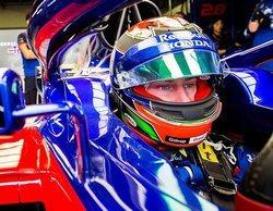 """Brendon Hartley: """"Nos esforzaremos para encontrar el mejor rendimiento para la clasificación"""""""