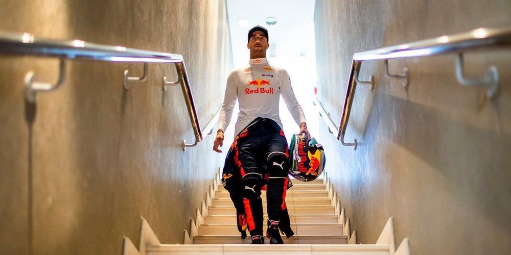 """Daniel Ricciardo: """"Nuestro coche es competitivo, así que lucharemos por el podio"""""""