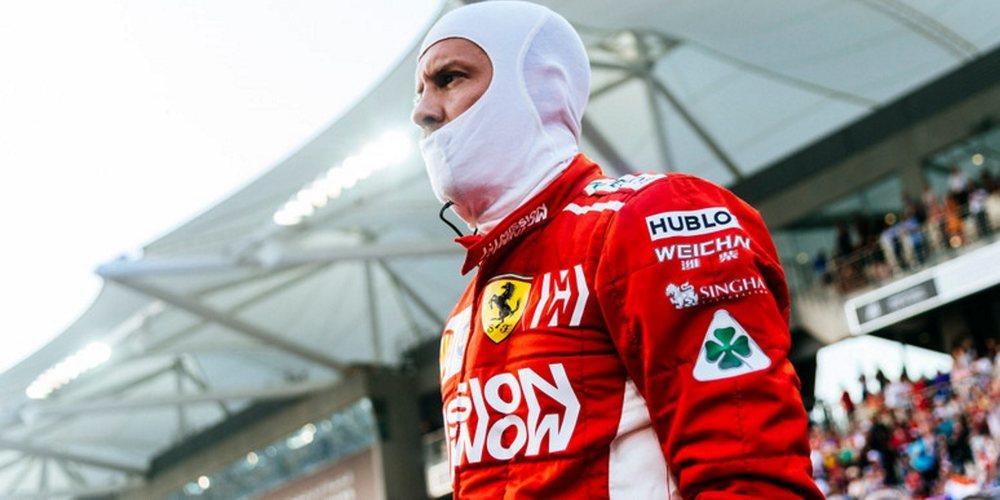 """Sebastian Vettel: """"Creo que la carrera de hoy resume el año bastante bien"""""""
