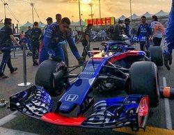 """Brendon Hartley: """"Desafortunadamente, mi carrera se acabó en la primera vuelta"""""""