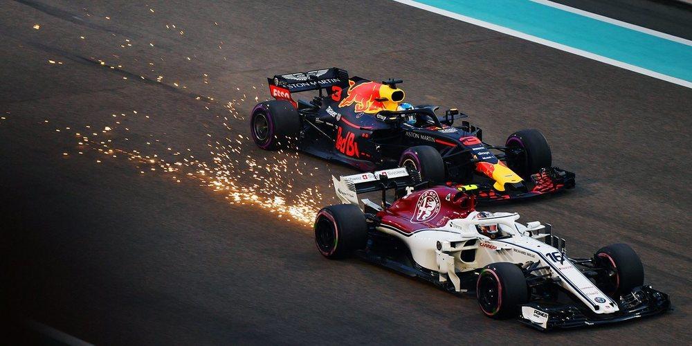 """Charles Leclerc se despide de Sauber: """"Gracias por todo lo que me han enseñado"""""""