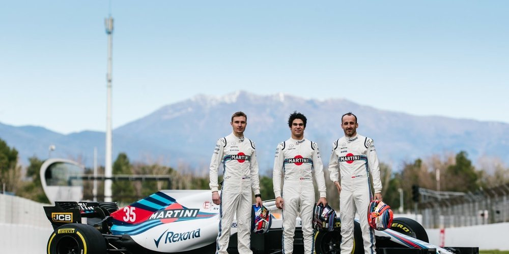 Williams F1 Team se despide de sus dos pilotos en la última carrera del año