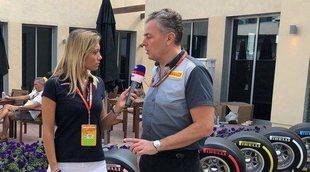 """Isola, sobre los nuevos compuestos de Pirelli: """"No fue sencillo sacar conclusiones inmediatas"""""""