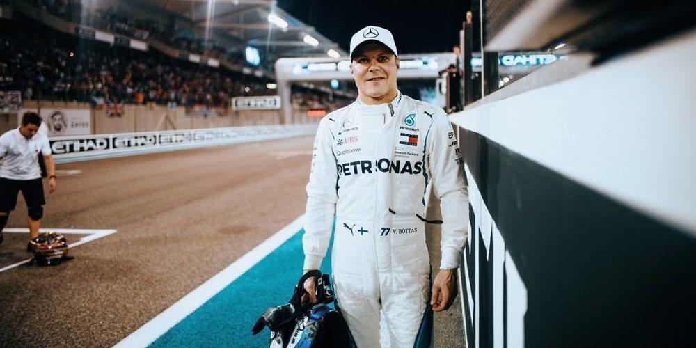 """Valtteri Bottas: """"Debo afrontar 2019 con la mentalidad de que no tengo nada que perder"""""""