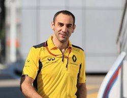 """Cyril Abiteboul: """"Queremos ser el mejor equipo despues de los tres grandes"""""""