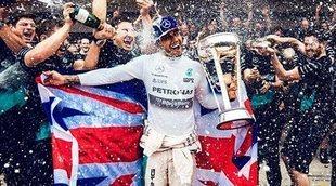 Lewis Hamilton, elegido por los jefes de equipo como el mejor piloto del 2018