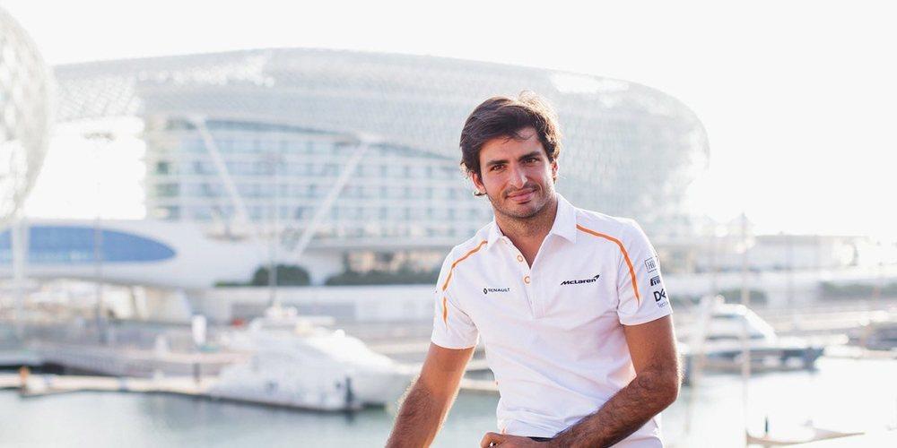 """Carlos Sainz: Ahora que sé mis puntos débiles, trabajaré para mejorar en 2019"""""""