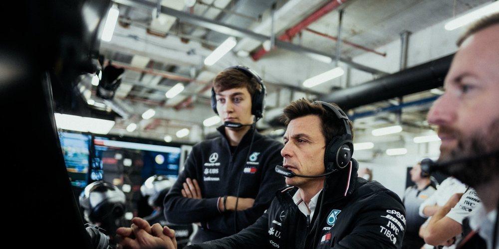 """Toto Wolff: """"Mercedes ha sufrido un ligero contratiempo con el nuevo plan de motor"""""""
