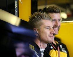 """Nico Hülkenberg: """"La llegada de Ricciardo a Renault me obligará a meter una marcha extra"""""""