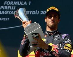 Daniel Ricciardo confiesa que la temporada 2015 fue la peor a nivel personal