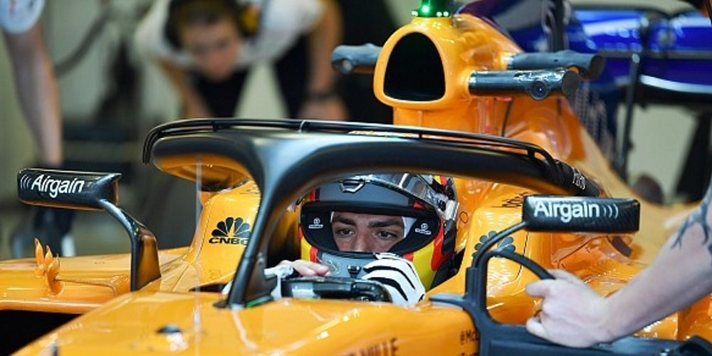 """Carlos Sainz: """"Seguro que mi experiencia junto a Norris es mejor que la de Toro Rosso"""""""