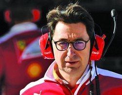 Continúan las desavenencias en Ferrari entre Arrivabene y Binotto