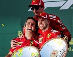 """Kimi Räikkönen, de Vettel: """"No creo que la relación haya cambiado desde que nos conocimos"""""""