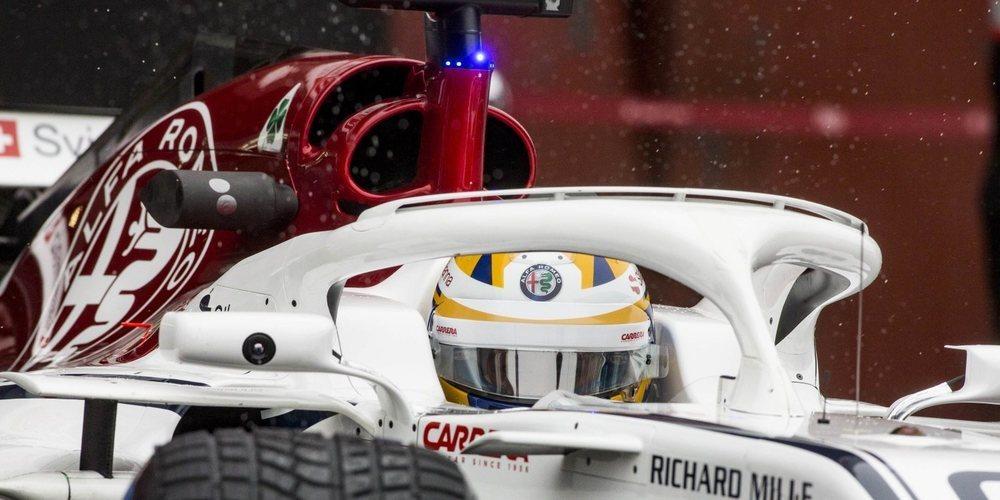 """Marcus Ericsson: """"Es decepcionante no poder disfrutar de los buenos tiempos de Sauber"""""""