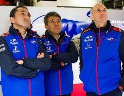 """Masashi Yamamoto, Honda: """"Tuvimos una mejor conexión entre el chasis y la unidad de potencia"""""""