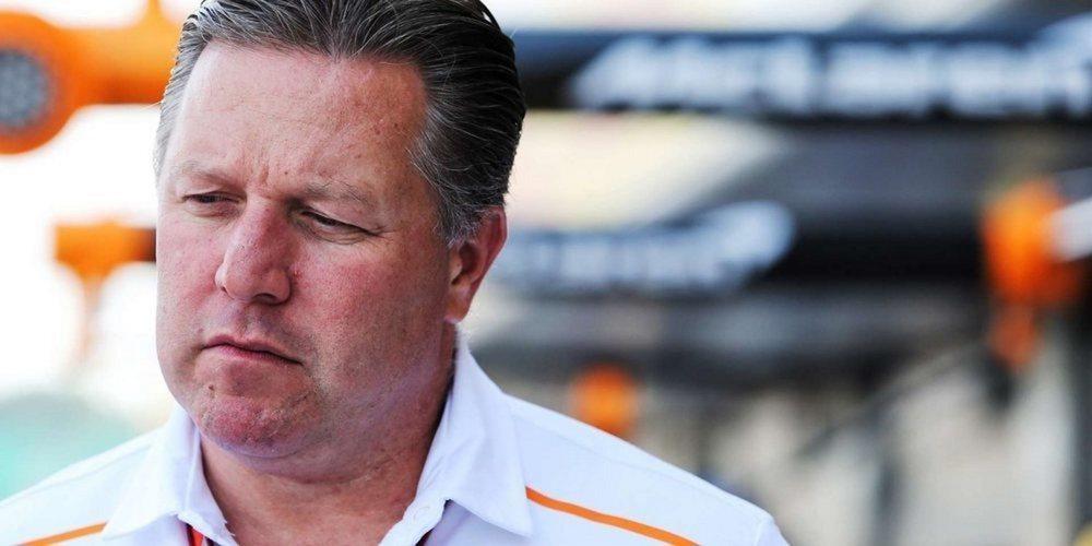 Los cambios en McLaren que forman parte de un plan de recuperación