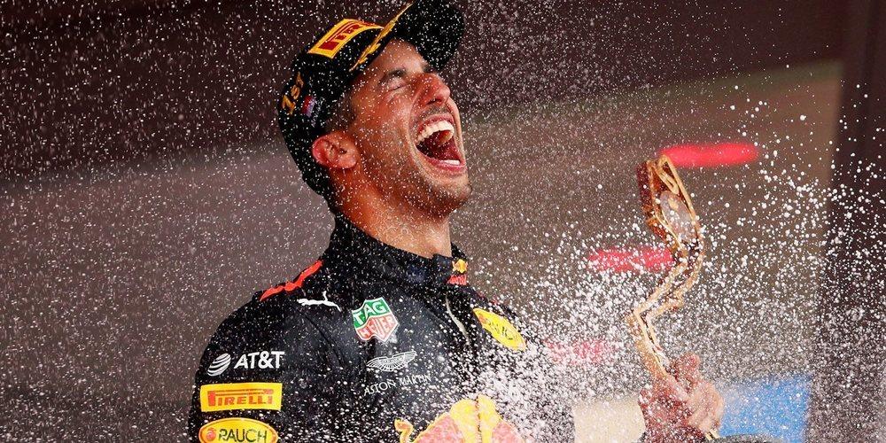 """Ricciardo hace balance de 2018: """"Mi posición final en el Campeonato no refleja mi rendimiento real"""""""