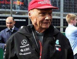 """Niki Lauda, de su recuperación: """"Lo único que me importa es cómo volver a estar al 100%"""""""