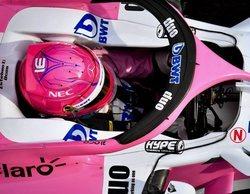 """Esteban Ocon : """"He aprendido mucho en F1 porque he mejorado en clasificación y en carrera"""""""