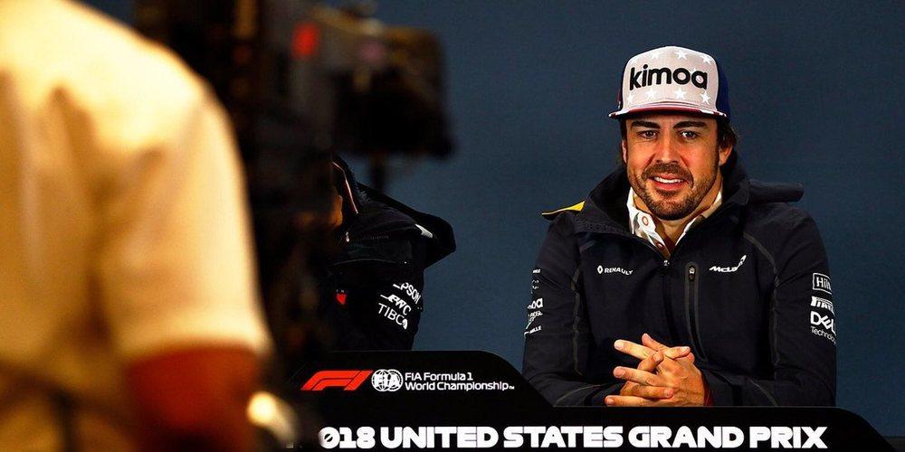 """Fernando Alonso: """"Probablemente, la generación de pilotos de ahora sea la que tiene más talento"""""""