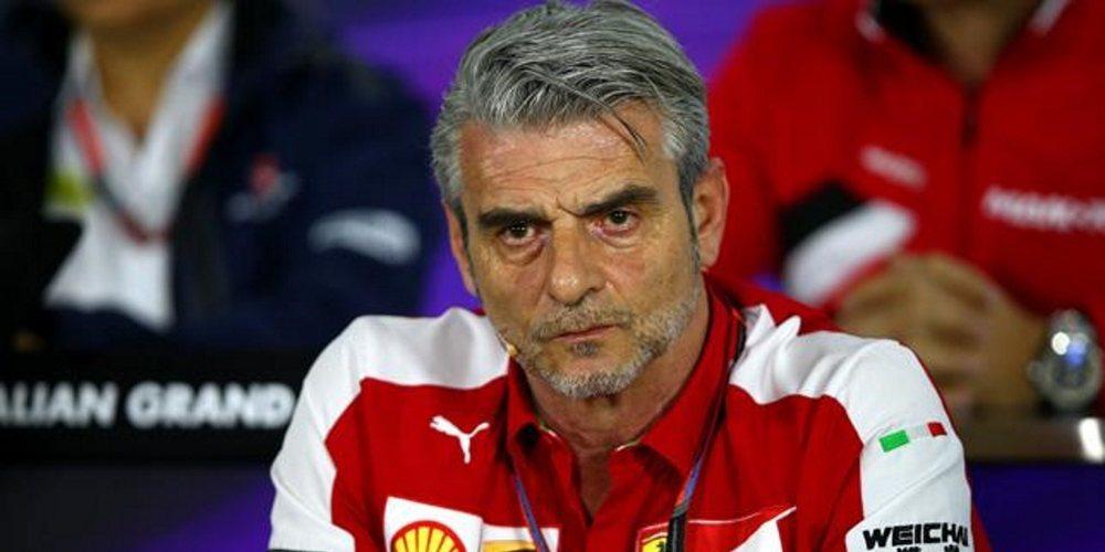 Maurizio Arrivabene considera que Ferrari debe adoptar una actitud de ganador