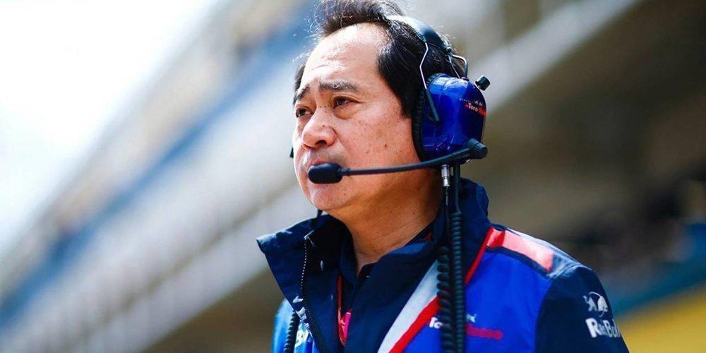 """Toyoharu Tanabe: """"Nuestra prioridad era mejorar la fiabilidad y el rendimiento del motor"""""""