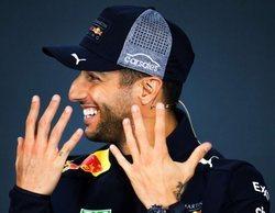 """Daniel Ricciardo: """"Trataré de averiguar cómo llevar al equipo al siguiente nivel"""""""