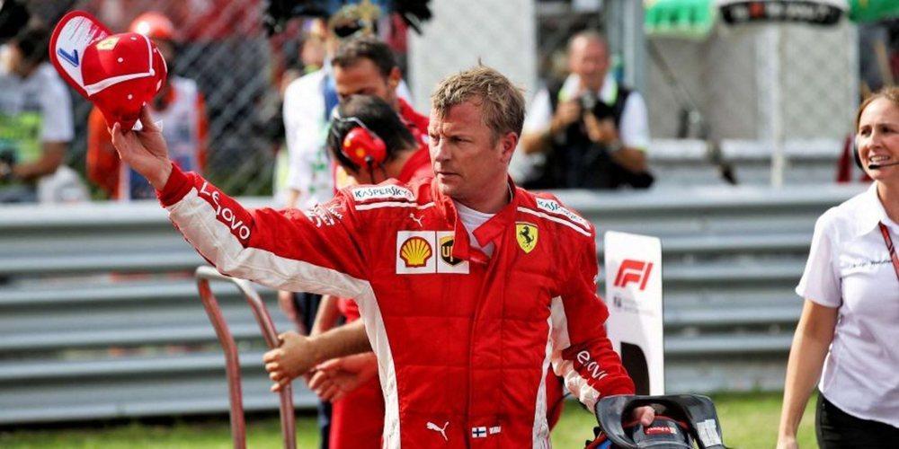 """Kimi Räikkönen: """"Todavía siento lo mismo por la F1 y disfrutando al competir"""""""