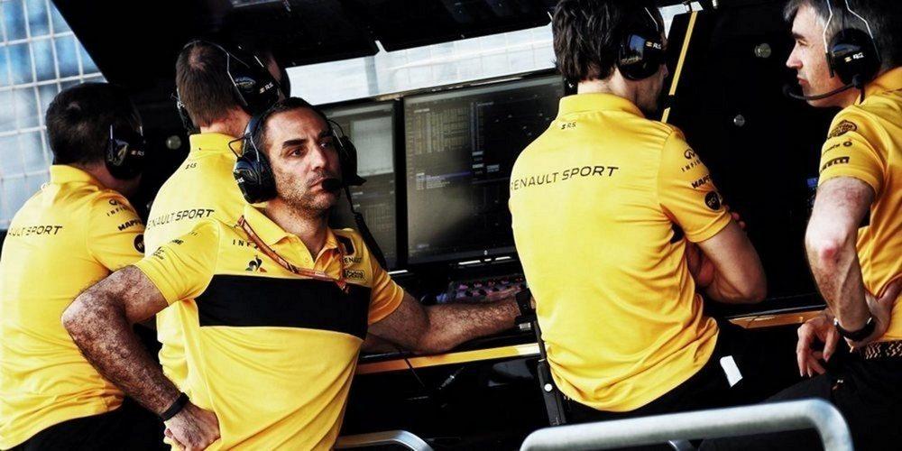 """Cyril Abiteboul, de Ricciardo: """"Un líder que traiga su experiencia y profesionalice al equipo"""""""