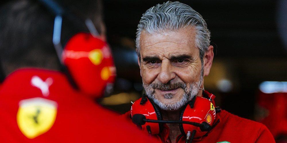 OFICIAL: Ferrari anuncia la salida de Maurizio Arrivabene