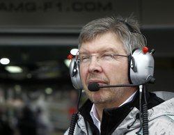 """Ross Brawn: """"El desastre de Williams y McLaren demuestra la voracidad de la F1"""""""