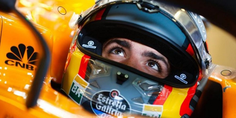"""Carlos Sainz, de McLaren: """"Han ganado antes y espero que recuerden cómo hacerlo"""""""