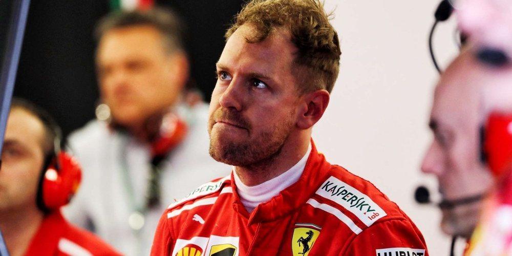 """Sebastian Vettel: """"La motivación está ahí para dar ese último paso"""""""