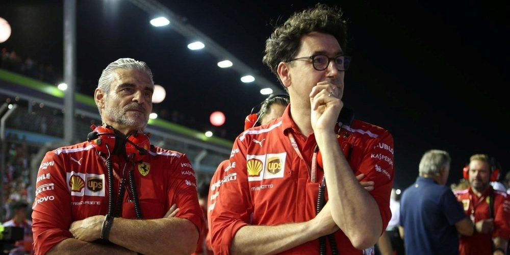 """Cesare Fioro apoya a Binotto: """"Ferrari ha apostado por el caballo ganador"""""""