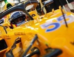 """Zak Brown: """"Estamos muy impresionados con el nivel de pilotaje de Carlos Sainz"""""""