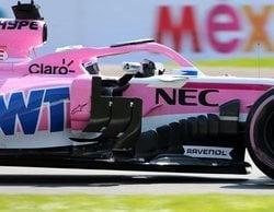 """Sergio Pérez, sobre Racing Point: """"Me siento cómodo en el equipo y espero un futuro brillante"""""""