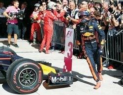 """Max Verstappen: """"Es bueno experimentar las carreras desde diferentes lugares"""""""