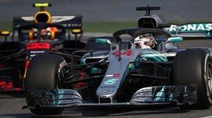 """Lewis Hamilton: """"Sería épico si Red Bull estuviera rivalizando con nosotros en cada fin de semana"""""""
