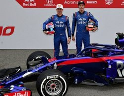 Oficial: Toro Rosso anuncia el lanzamiento del STR14 para el 11 de febrero